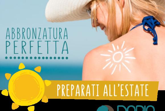 Preparati all'estate – Abbronzatura Perfetta