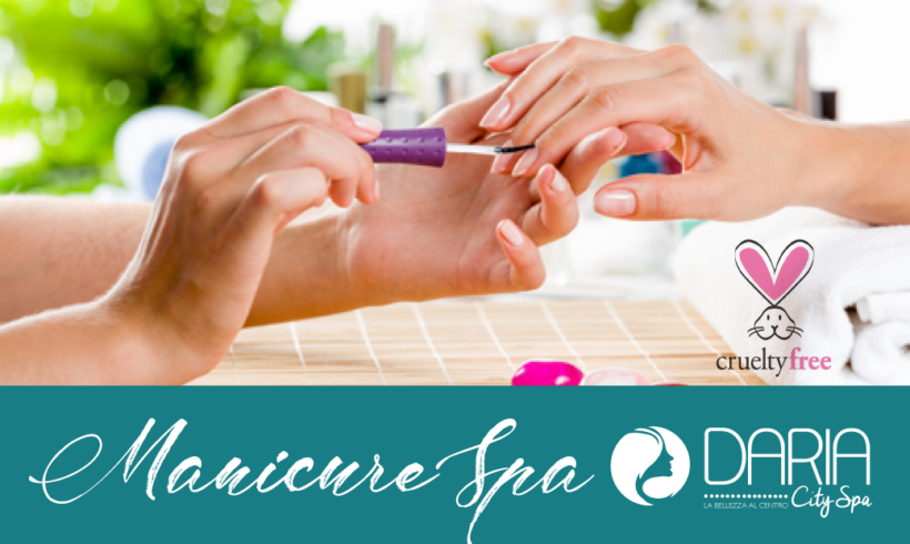 Novità: Manicure Spa 100% Vegan