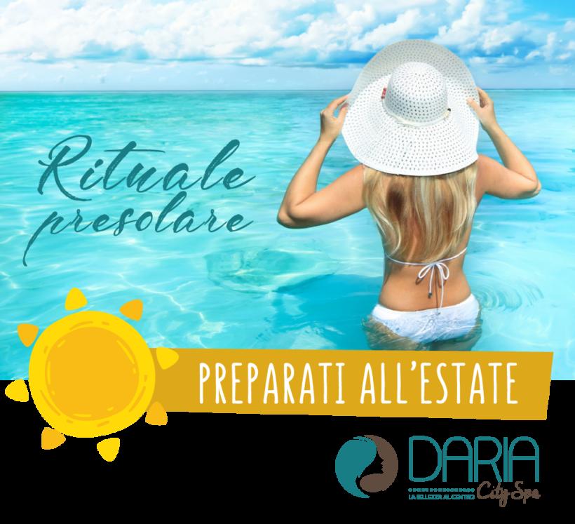 Preparati all'estate – Rituale Presolare