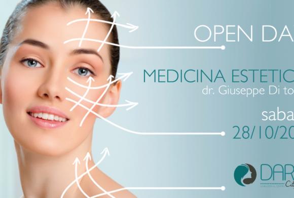 OPEN DAY: chirurgia, medicina estetica e nutrizione